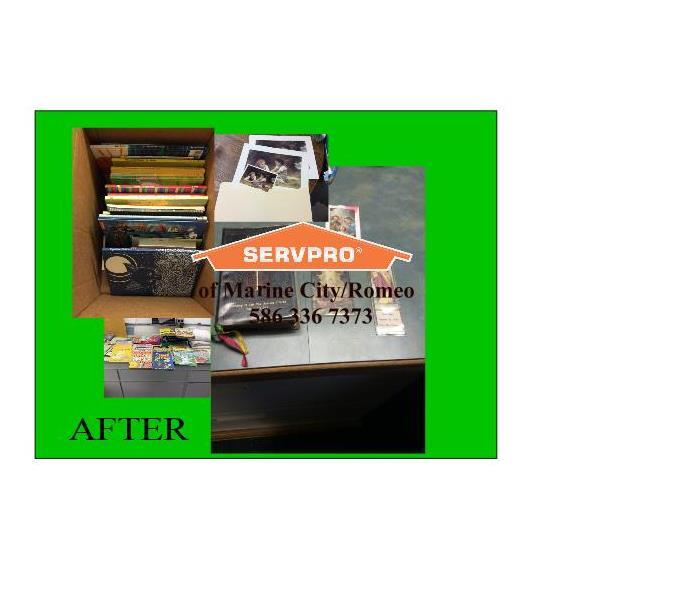 Contents restoration - Fire, Water, Mold, Biohazard, Cleanup,  After