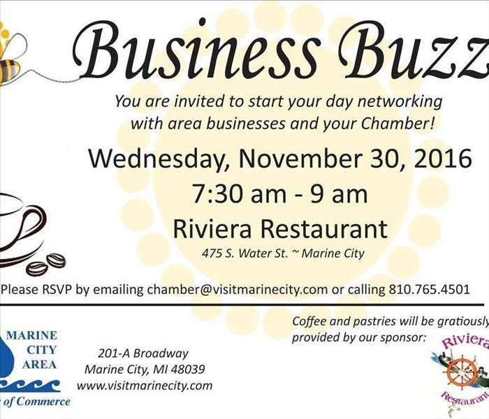 Marine City Business Buzz