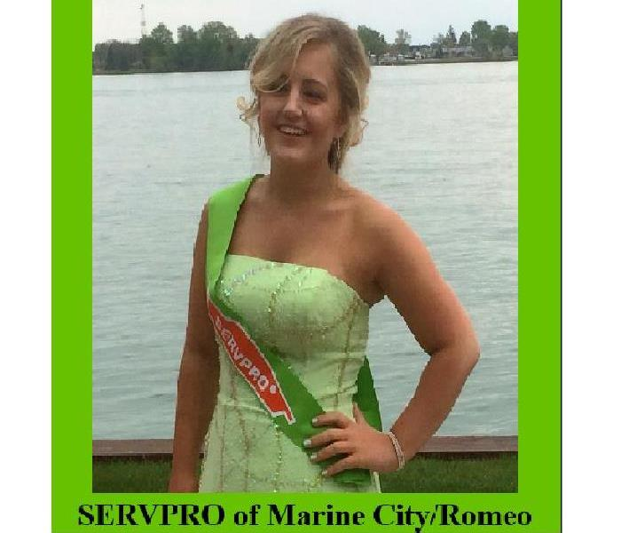 SERVPRO of Marine City/Romeo Water Front Representative