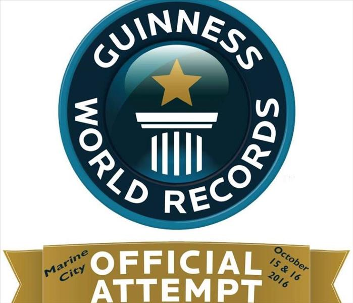 Marine City Chamber of Commerce World Record Event