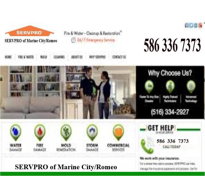SERVPRO of Marine City Ready
