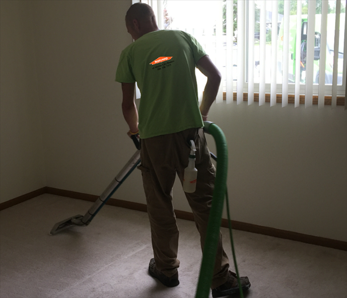 Why SERVPRO SERVPRO of Marine City / Romeo
