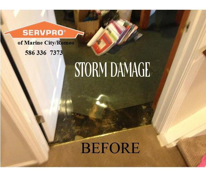 Why SERVPRO Storm Damage in St Clair County